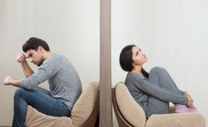 A Couple Facing Difficulties in Their Marriage and Will Soon Divorce